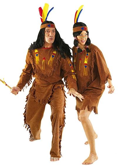 Karnevalové kostýmy - Indianka - kostym