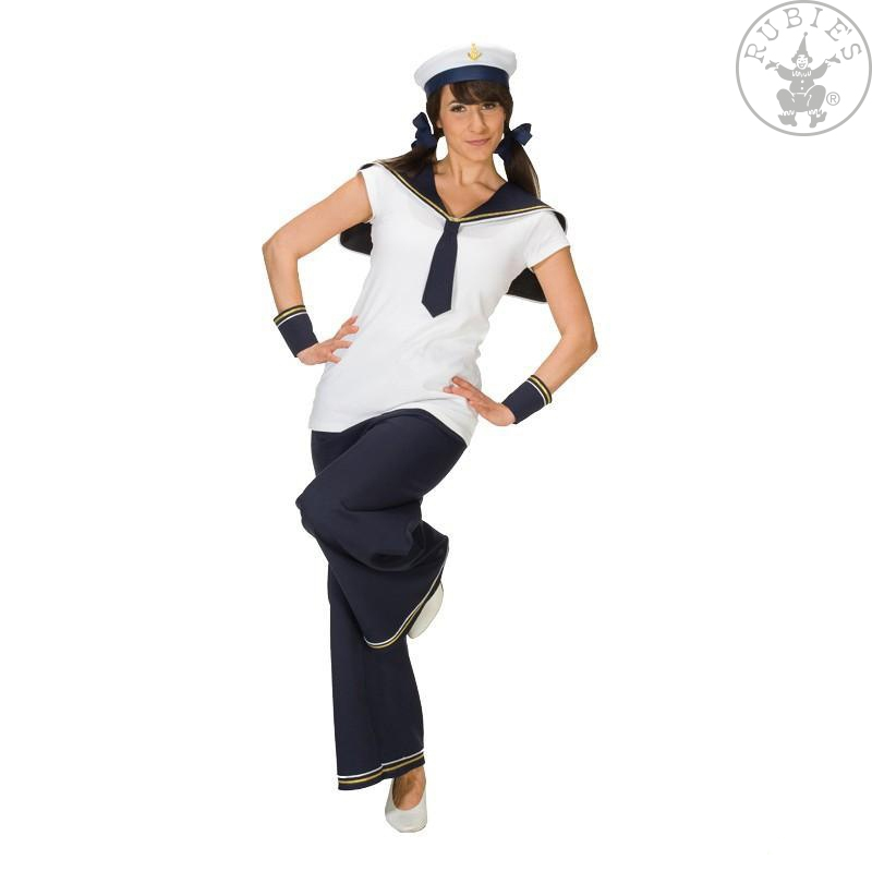 Karnevalové kostýmy - Námorníčka - kostým