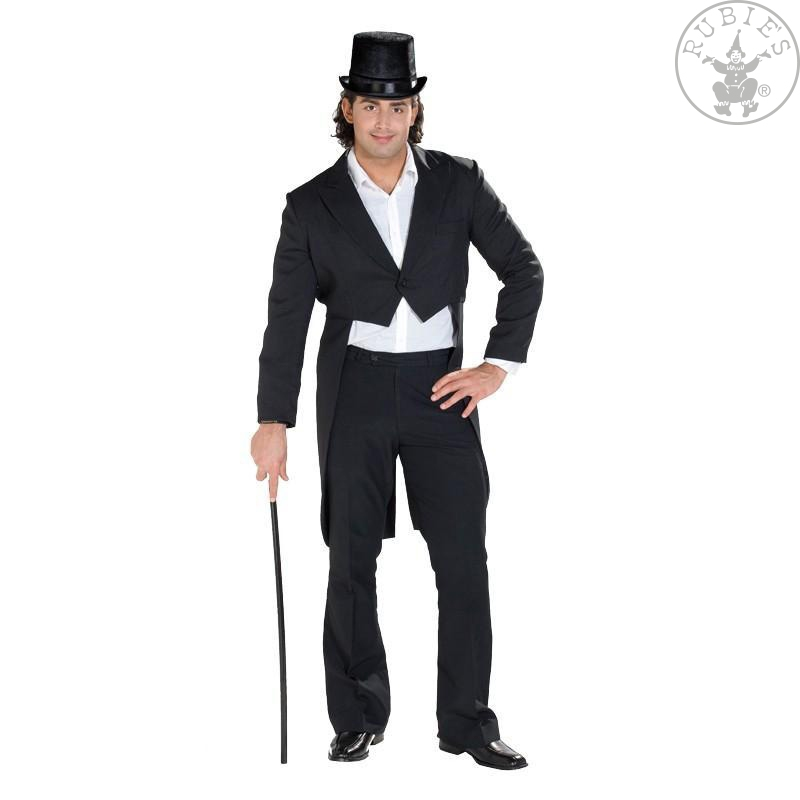 Karnevalové kostýmy - Frak čierný