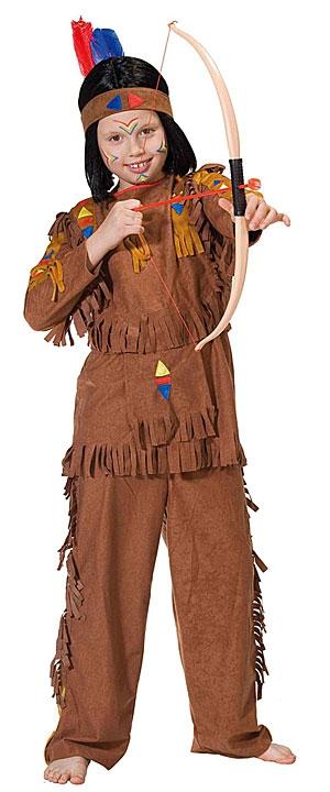 Kostýmy - Indián - kostým