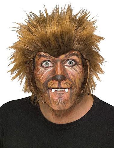 Parochne - Parochňa Werwolf - karnevalová parochňa