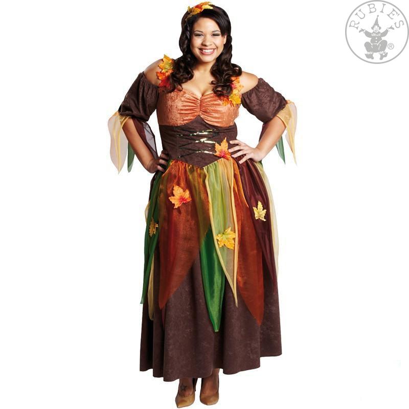 Karnevalové kostýmy - Jesenná víla FC - kostým