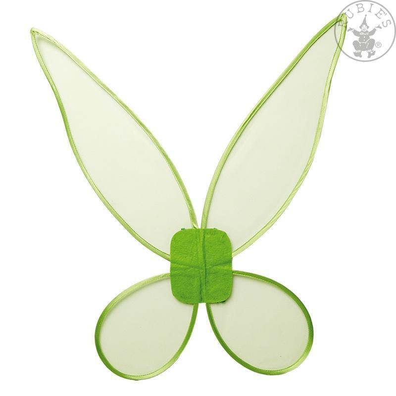 Doplnky - Zelená krídla