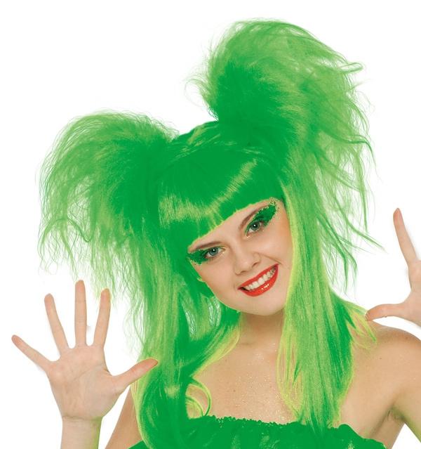 Parochne na karneval - Parochňa Couettes zelená