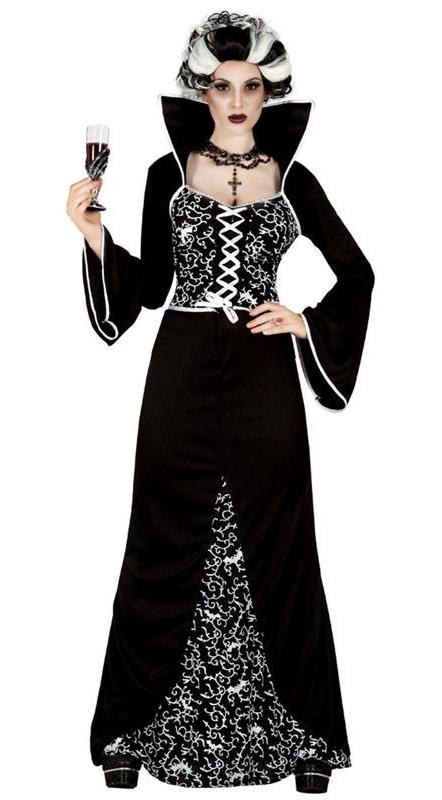 Karnevalové kostýmy - Lady vampire