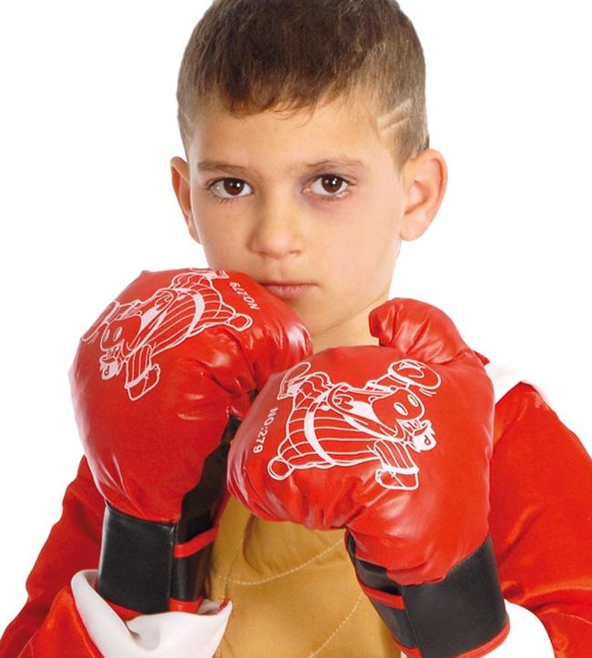 Doplnky - Detské boxerské rukavice