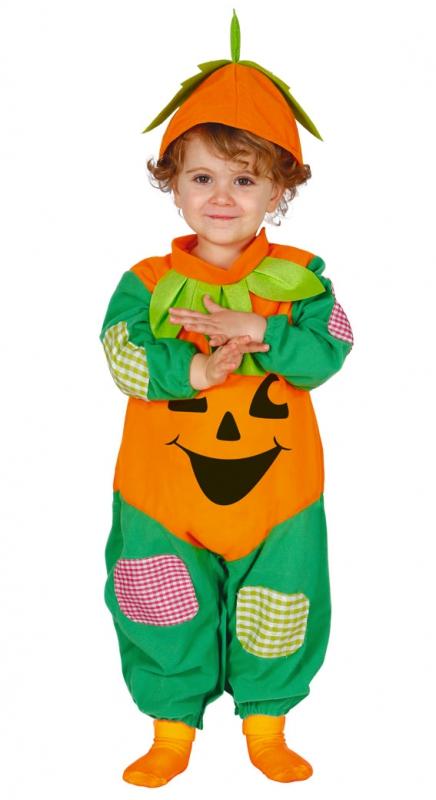 Kostýmy - Kostým tekvica 1 - 2 roky