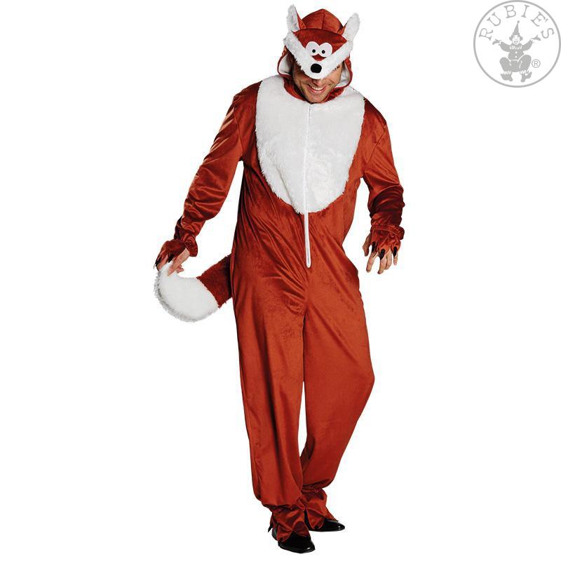 Kostýmy - Kombinéza - líška