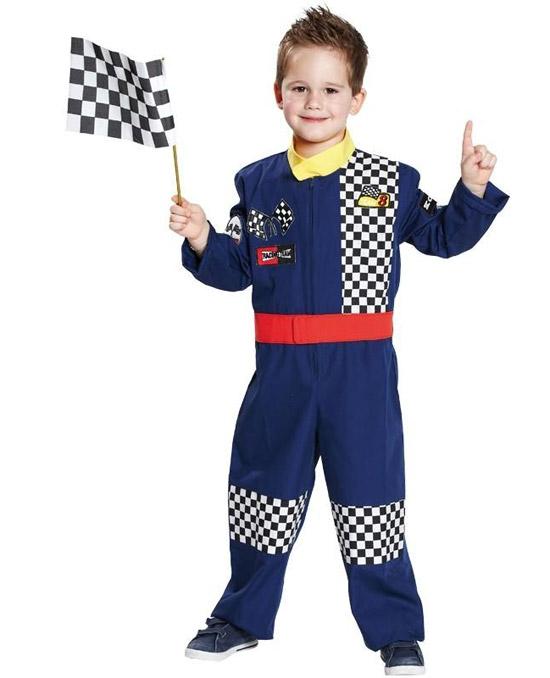 Karnevalové kostýmy - Závodní kombinéza