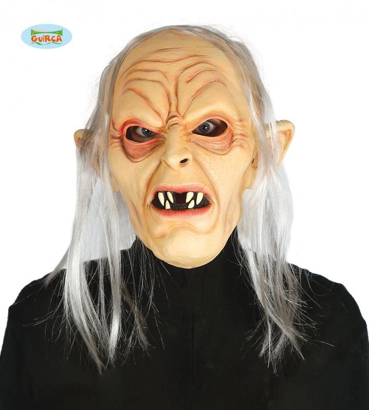 Masky na tvár - Maska horor škriatok