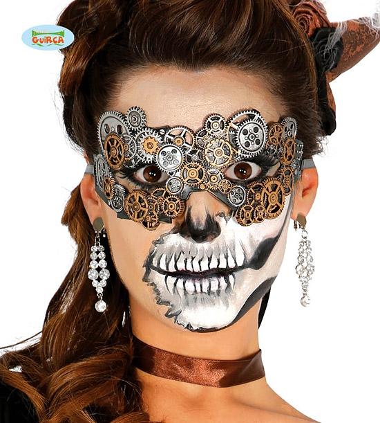 Masky na tvár - Škraboška halloween