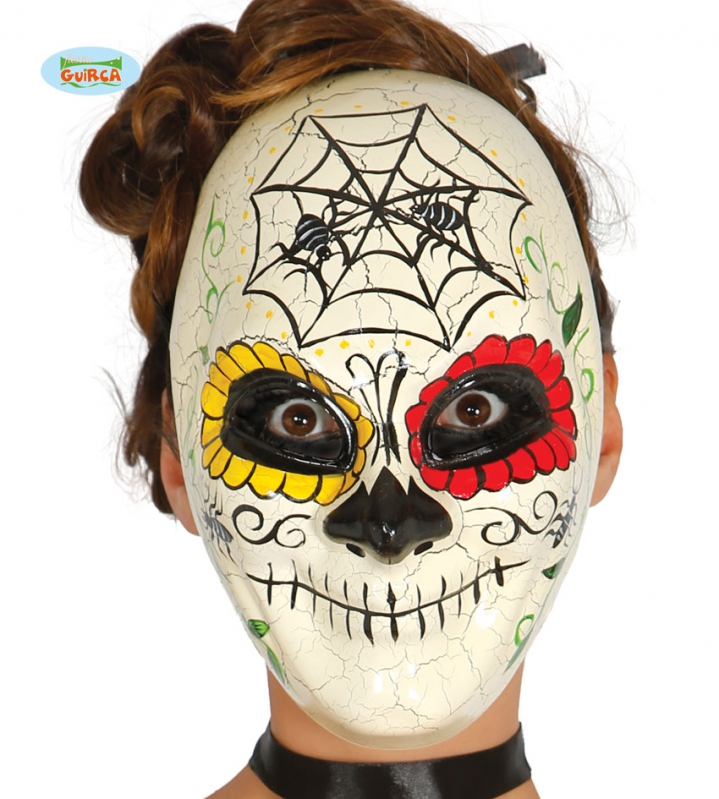 "Masky - Maska ""Deň mŕtvych"" II"