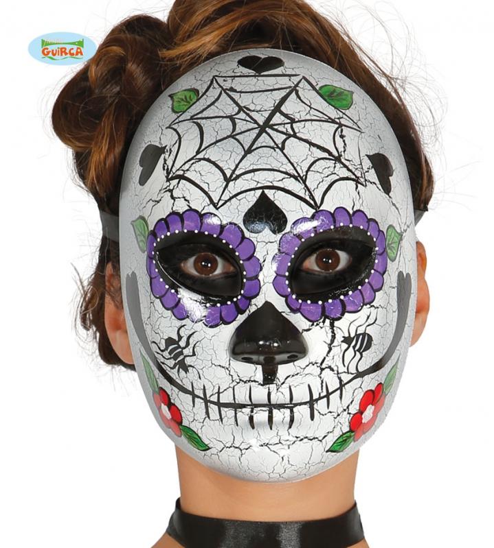 """Masky na tvár - Maska """"Deň mŕtvych"""" III"""