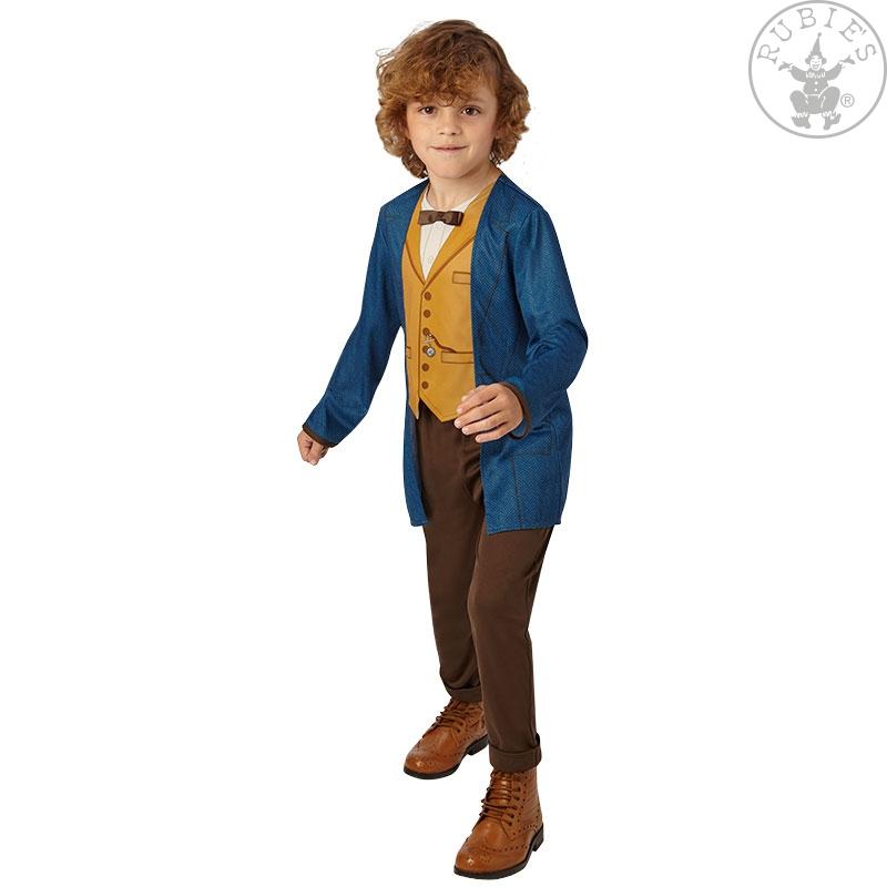 Karnevalové kostýmy - Newt Scamander Child - licenčny kostým