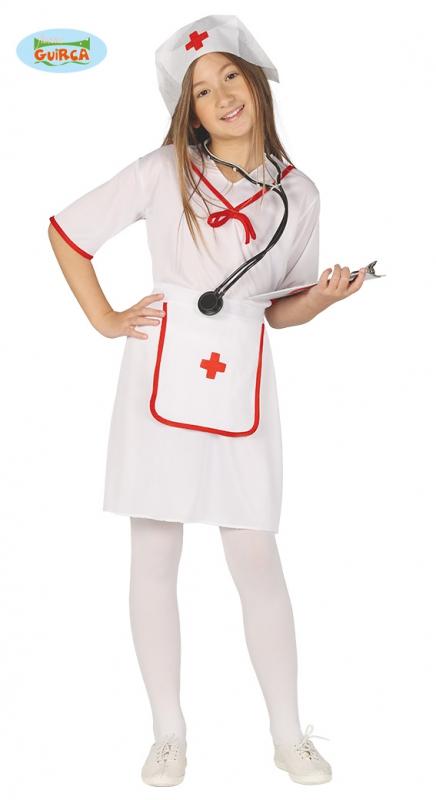 Kostýmy - Detský kostým zdravotní sestry