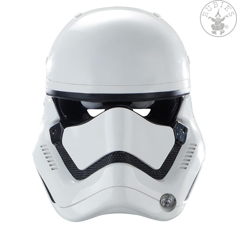 Masky - Stormtrooper Force - kartónová maska pre dospelých