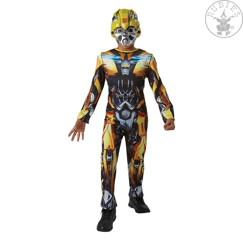 Karnevalové kostýmy - Bumblebee Transformers 5 Classic - Child - kostým