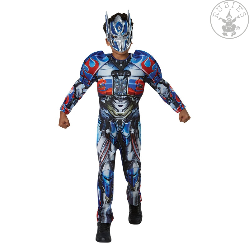Karnevalové kostýmy - Optimus Prime Transformers 5 Deluxe - Child LS