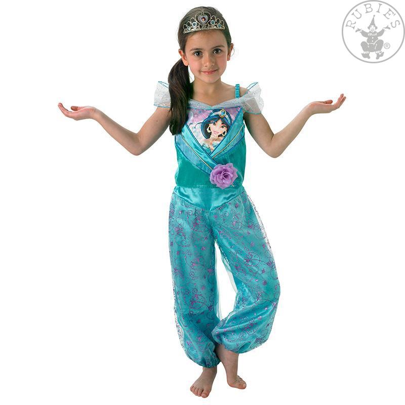 Karnevalové kostýmy - Jasmine Aladdin Shimmer - kostým