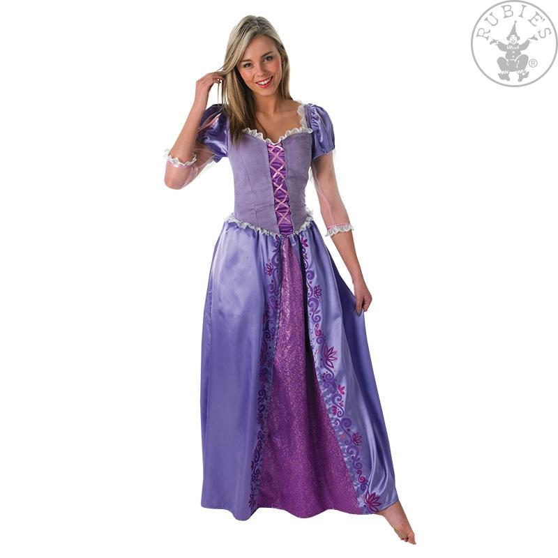Kostýmy - Rapunzel - princezná na vlásku