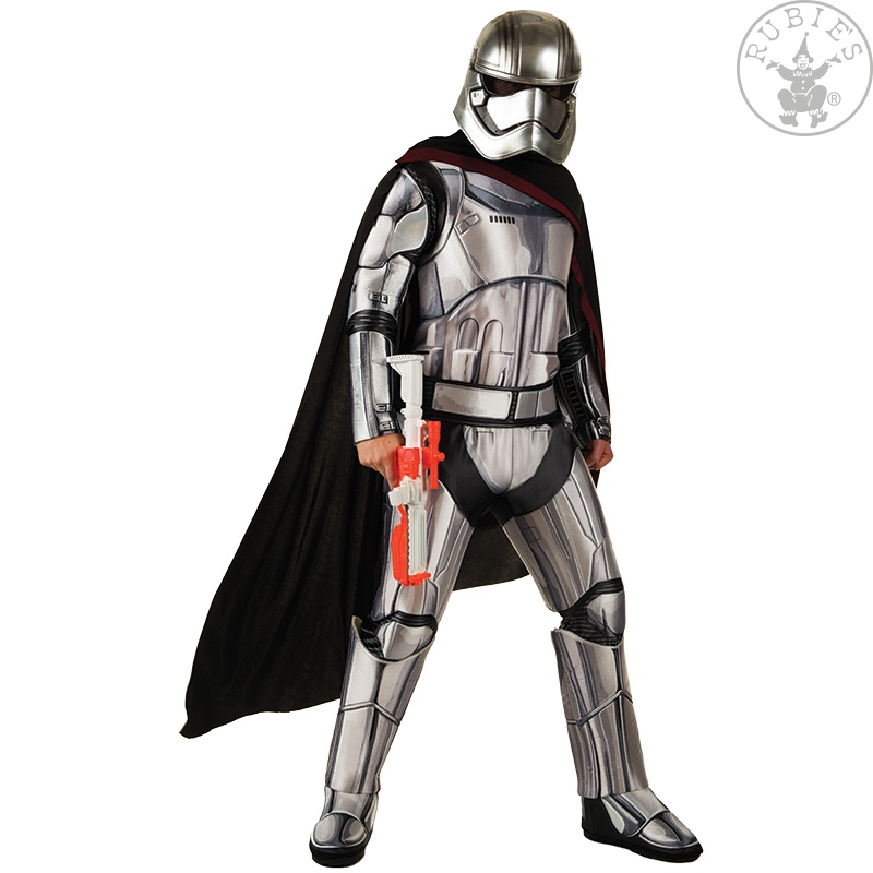 Kostýmy - Captain Phasma Deluxe SW VII - Adult