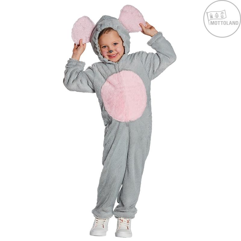 Kostýmy - Myška - detský overal