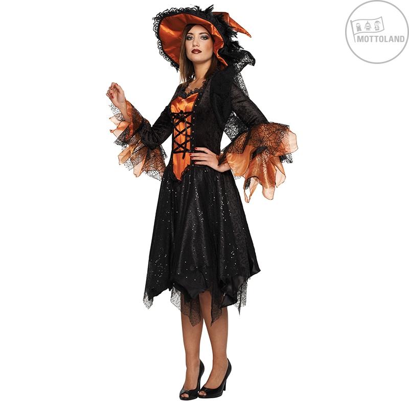 Kostýmy - Čarodejnica luxus