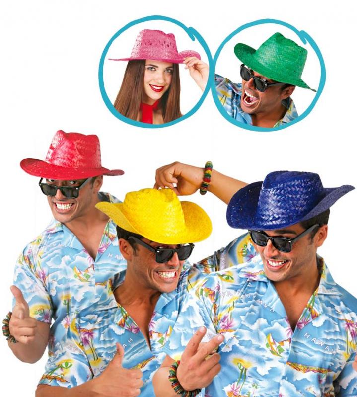 Klobúky a čiapky - Letný klobúk zelený