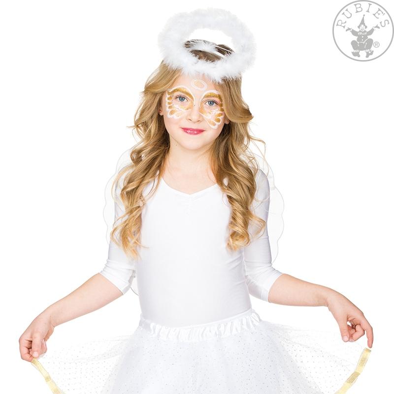 Kostýmy - Anjelský set pre deti