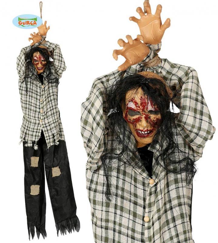 Doplnky - Závesný Zombie 200cm