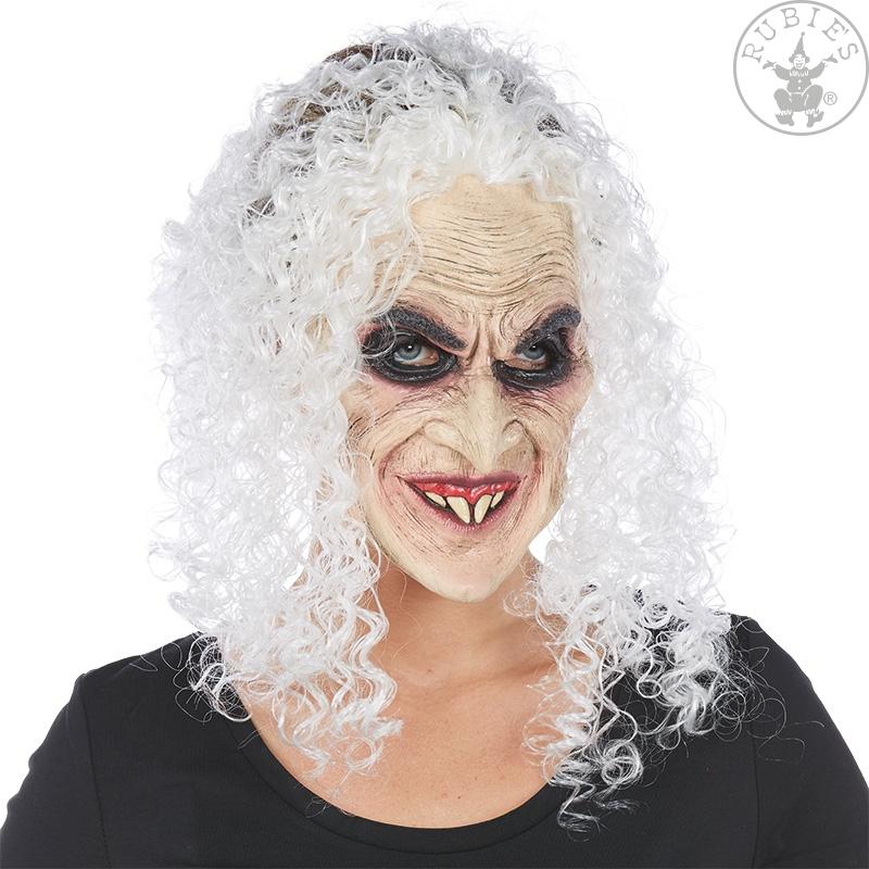 Parochne - Čarodejnica s bielymi vlasmi