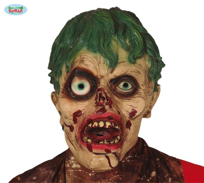 Masky na tvár - Latexová maska zombie