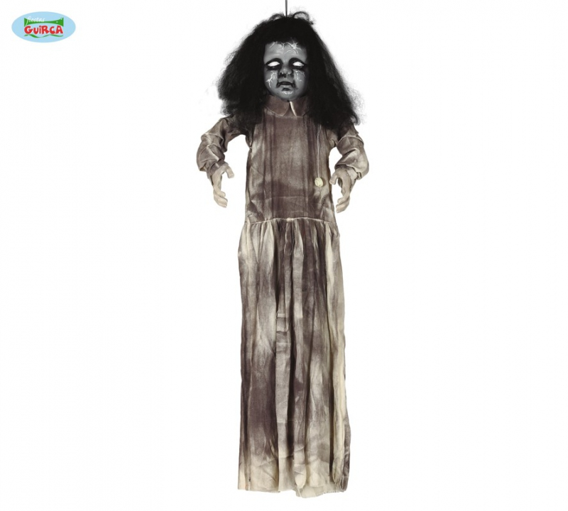 Doplnky - Zombie bábika s led svetlom