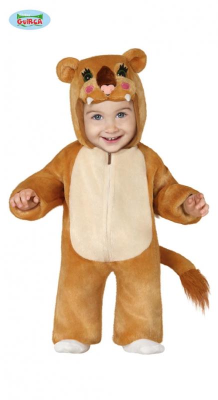 Karnevalové kostýmy - Levíček - kostým 12-18 mesiacov