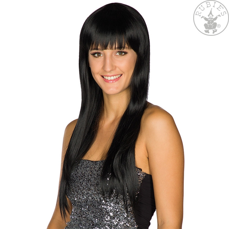 Parochne - Heat Styling Wig - Pony Cut black