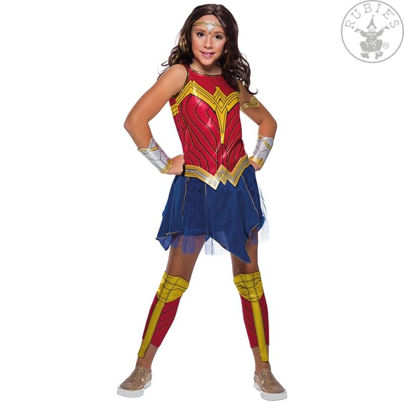 Kostýmy - Wonder Woman WW 84 Deluxe - Child - licencia