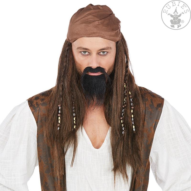 Klobúky a čiapky - Pirát s šatkou