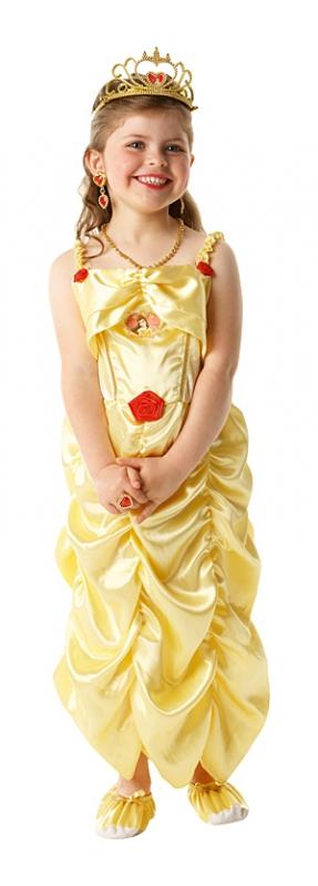 Karnevalové kostýmy - Kostým Belle Classic s doplnkami - licenčný kostým