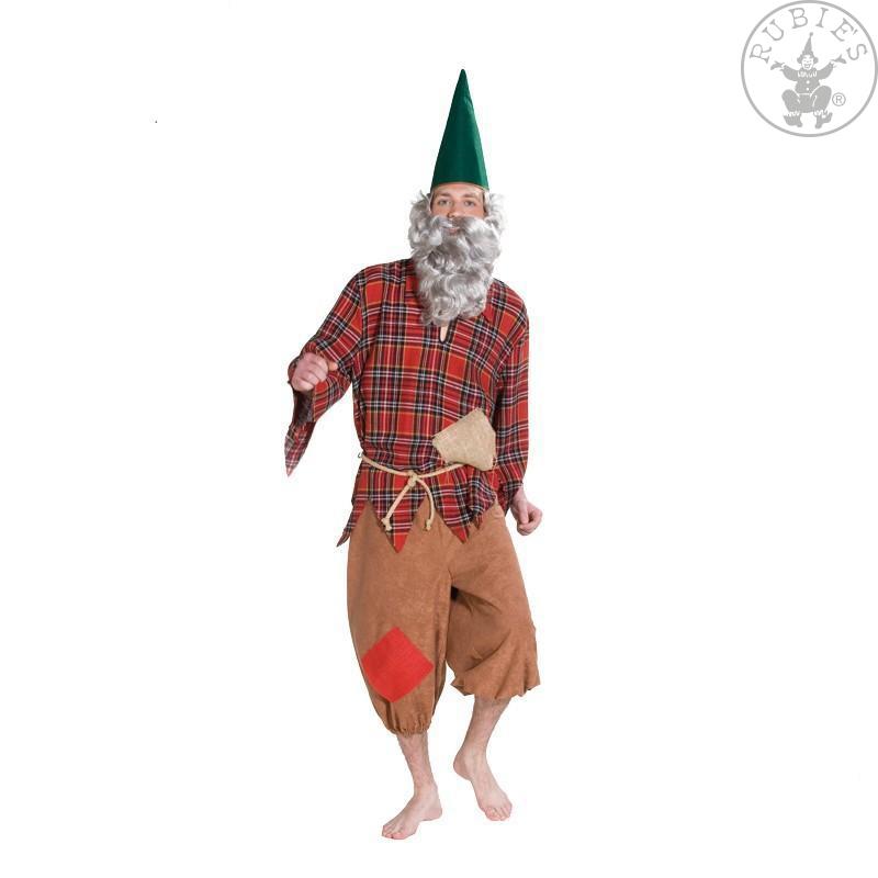 Karnevalové kostýmy - Škriatok - pánsky kostým