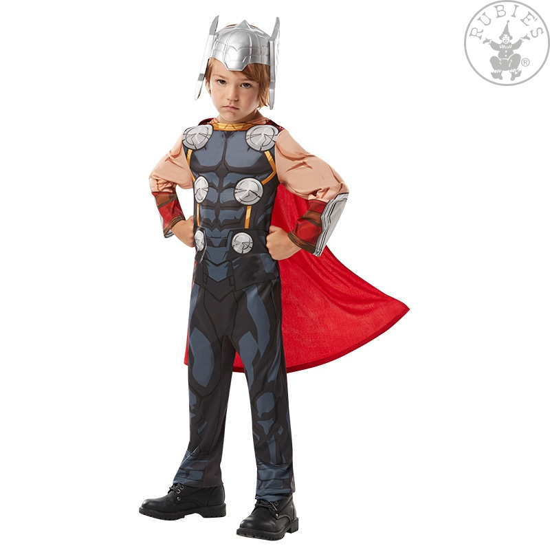 Kostýmy - Thor Avengers Assemble Classic - detsky kostým