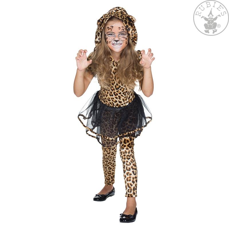 Kostýmy - Leopardí dievča