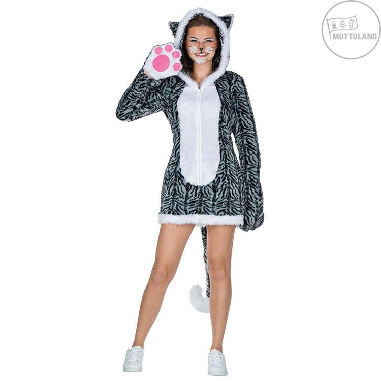 Kostýmy - Mačička - kostým