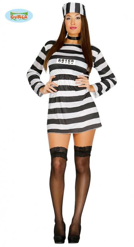 Kostýmy - Kostým vězenkyně - VADA