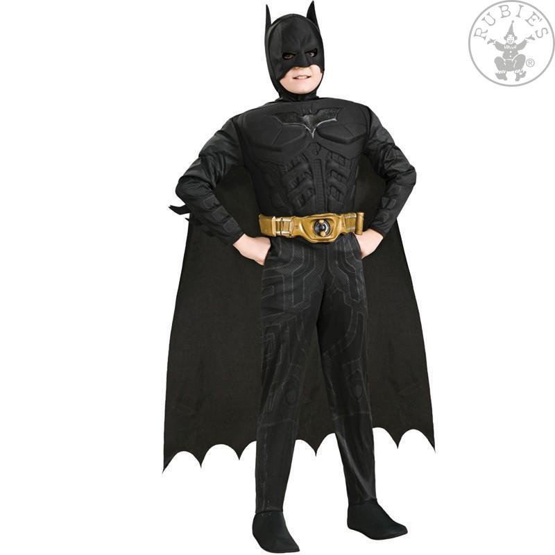 Kostýmy - Deluxe Muscle Chest Batman - licenčný kostým