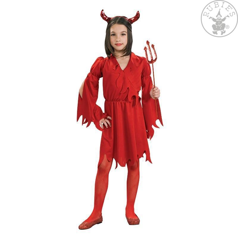 Karnevalové kostýmy - Devil Girl - kostým