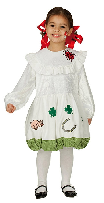 Karnevalové kostýmy - Dievčenské karnevalový kostým Smejko