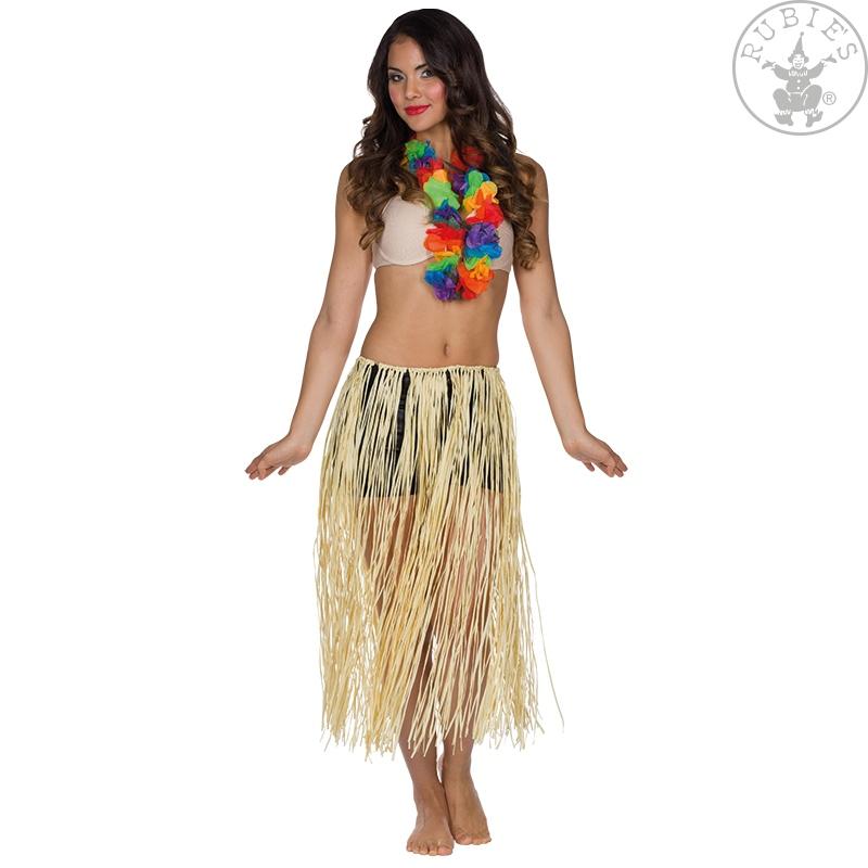 Doplnky podla zamerania - Hawaii sukne 70 cm prírodná