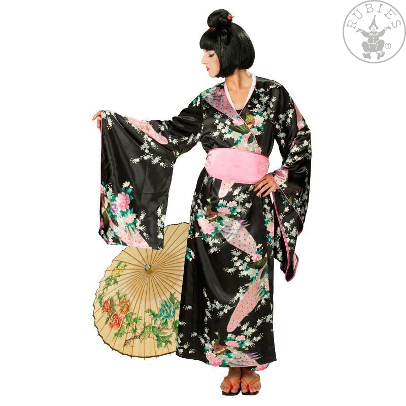 Karnevalové kostýmy - Japonka kostým