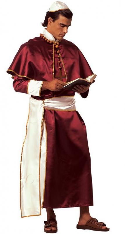 Karnevalové kostýmy - Kardinál - kostým