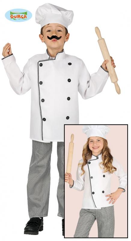 Kostýmy - Karnevalový kostým kuchár